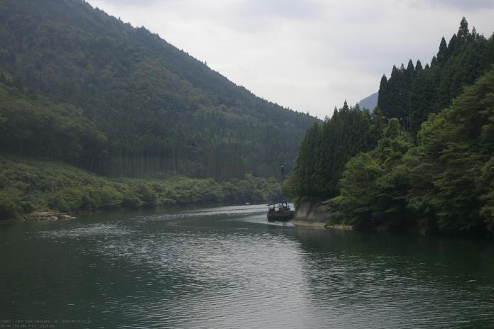In den Bergen der Präfektur Gifu