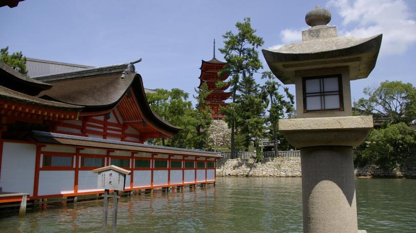 Itsukushimaschrein