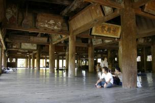 Halle der 1000 Tatami