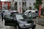 Taxi vs. Shinto