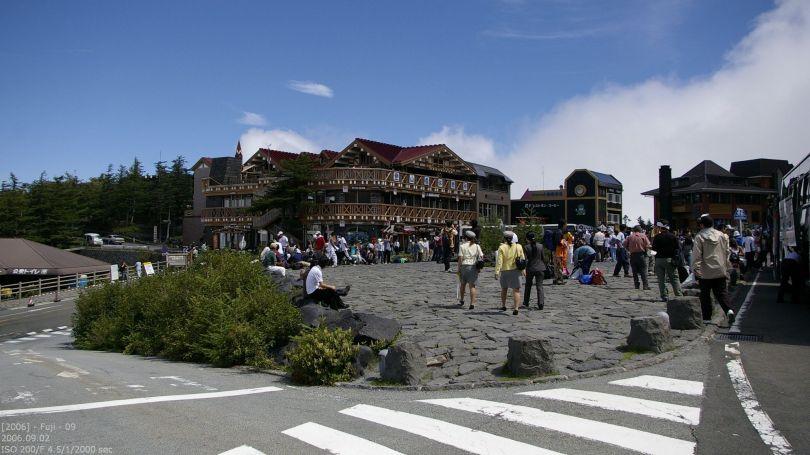Fuji - Station 5
