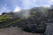 Fuji - Blick zum Ziel