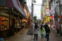 Straße in Ueno