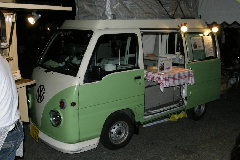 kein VW-Bus