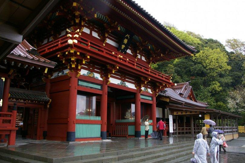 Hachimangu in Kamakura