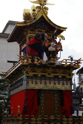 Takayama Matsuri - Puppen