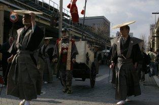 Takayama Matsuri - Parade