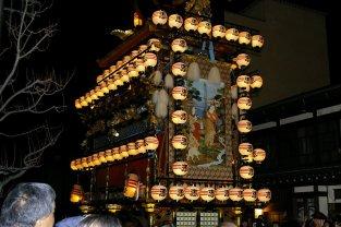 Takayama Matsuri - Beleuchtet
