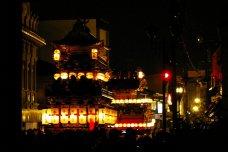 Takayama Matsuri - in der Nacht