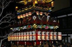 Takayama Matsuri - bei Nacht