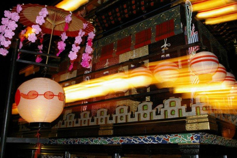 Takayama Matsuri - Bewegung