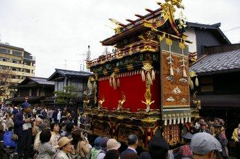 Takayama Matsuri - Wagen