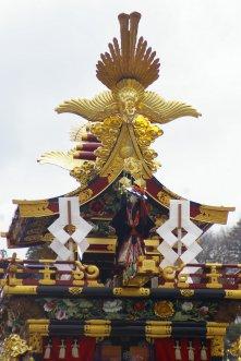 Takayama Matsuri - Geishapuppe