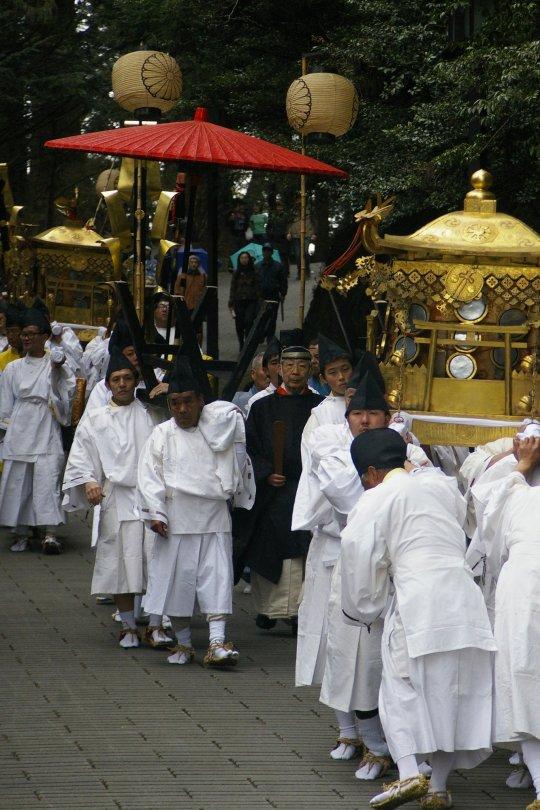 Nikko Matsuri - Parade