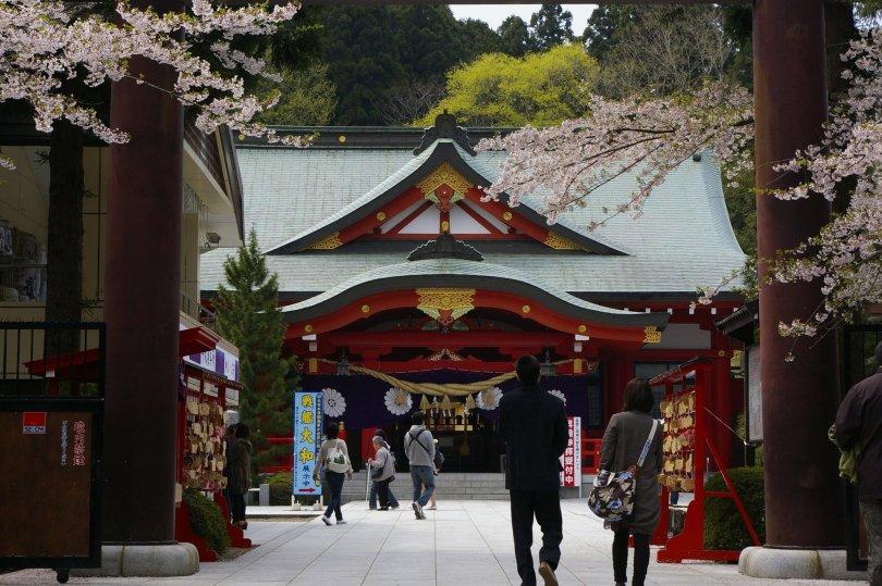 Sendai - Schrein