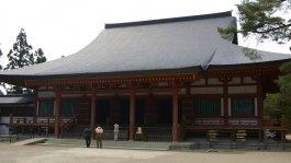 Hiraizumi - Tempel am Bahnhof