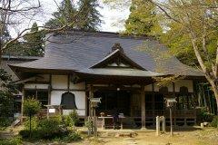 Hiraizumi - Tempel