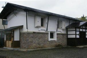 Kakunodate - Lagerhaus
