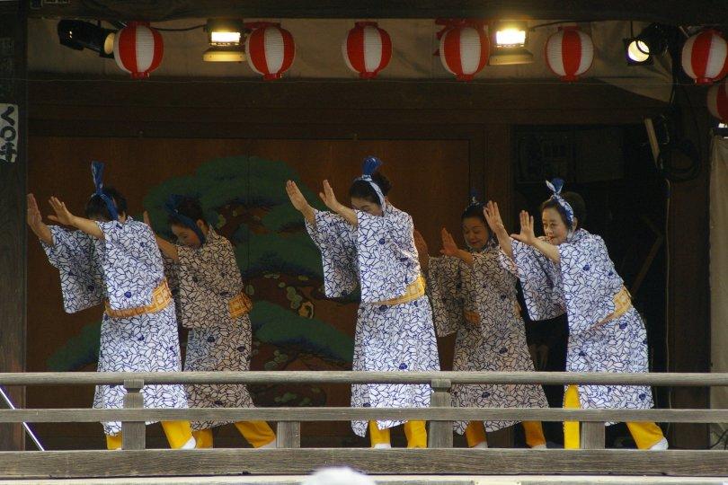 Nezu Jinja - Matsuri