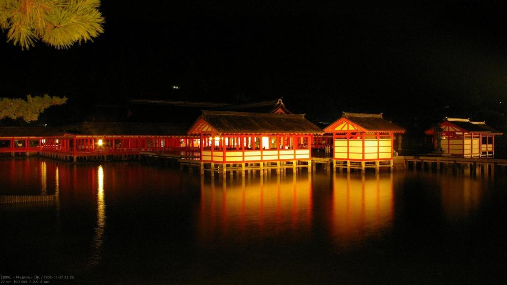 厳島神社 (宮島) 2006