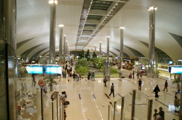 Zwischenstop in Dubai