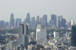 Skyline von Shinjuku