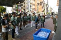 Schreinfest in Asakusa - Tag 3