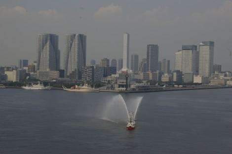 Skyline von Tsukishima