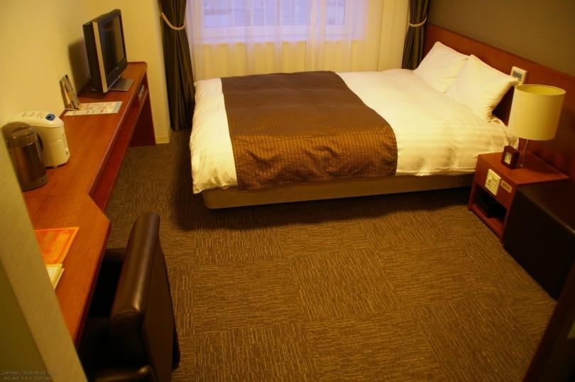 Dormy Inn (稚内) - Zimmer