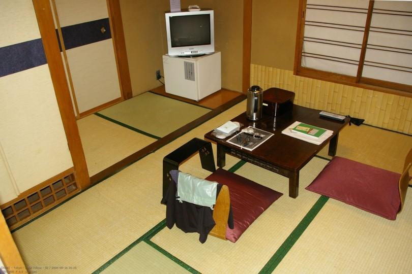 ホテル 江戸屋 (東京) - Zimmer 307