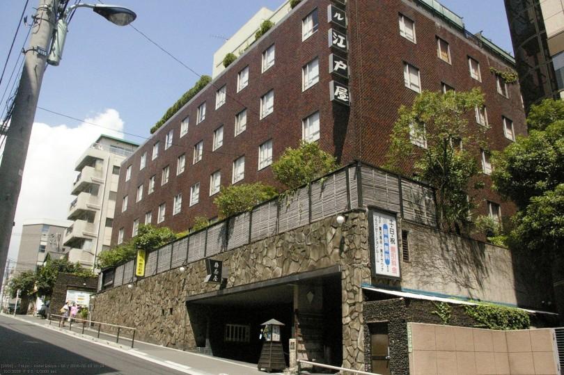 ホテル 江戸屋 (東京) - Außenansicht