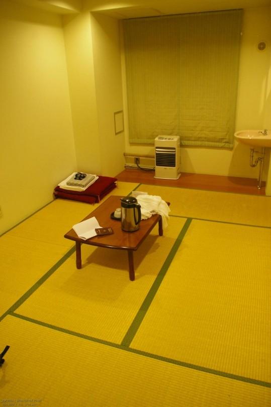山の上 リゾートペンション (層雲峡温泉) - Zimmer
