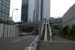 Pedestrian Deck - Shiodome