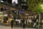 Pedestrian Deck - Shinjuku