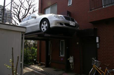 Parkplatzmangel überall