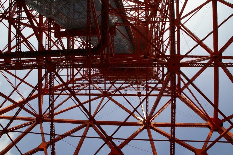 Tokyo Tower Detail
