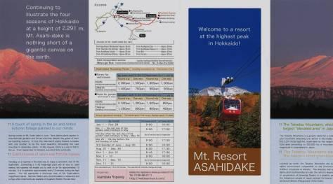 Asahidake Ropeway 1