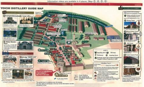 Nikka Map