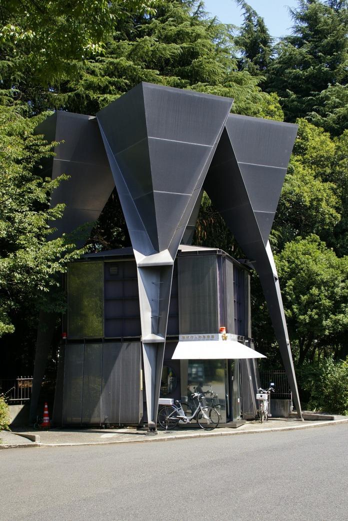 Koban - Ueno Park