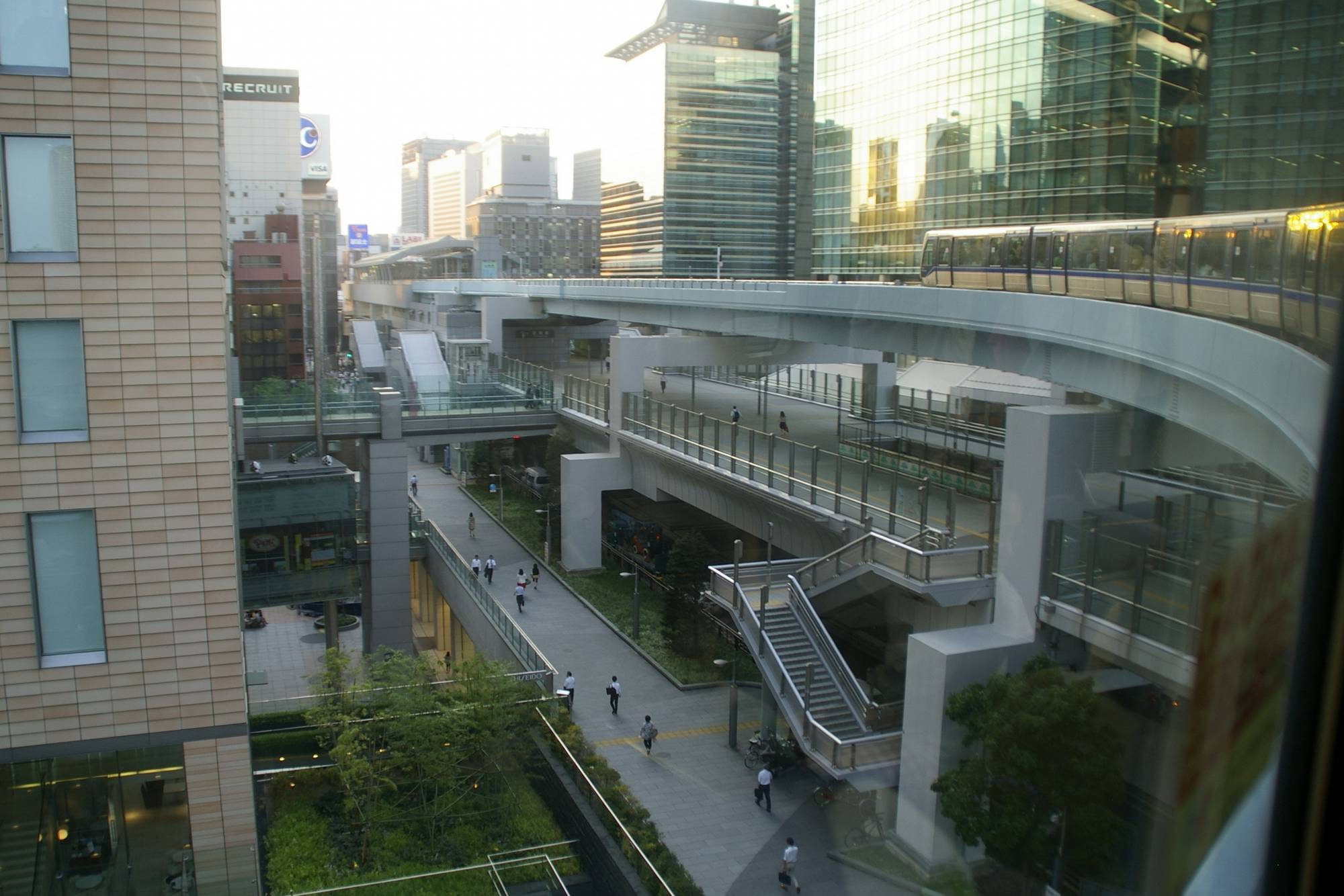 Shiodome | Tokyo For 91 Days