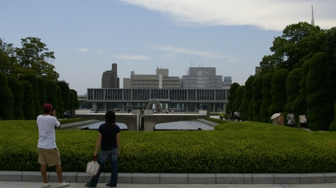 Hiroshima - Friedensmuseum