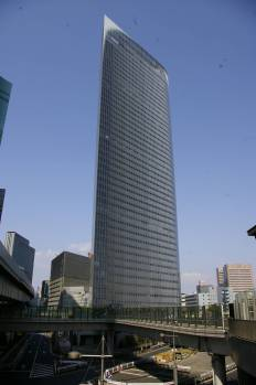 Shiodome Dentsu Head Office