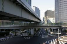 Shiodome Pedestrian Deck
