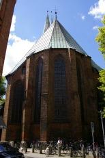 Nave of Aegidien Church