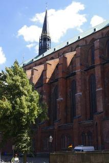 Detail Marien Church