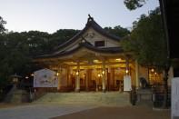 Minatogawa-Schrein