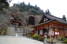 Tanzan Shrine