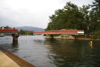 Amanohashidate Bridge