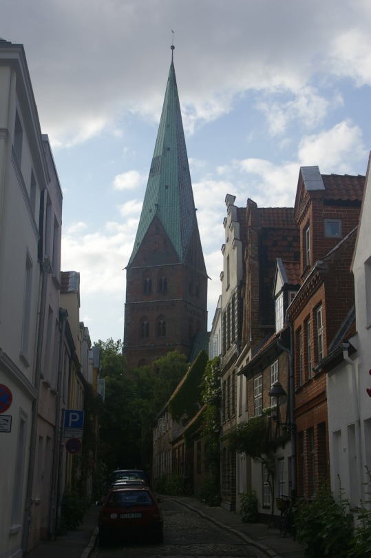 One of the five churches