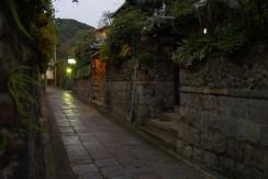 Street in Higashiyama